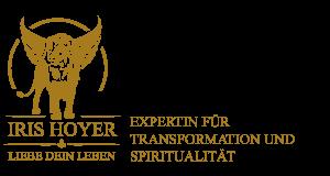 Iris Hoyer – Liebe dein Leben Logo